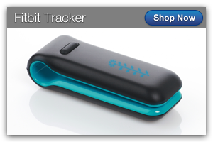 Fitbit Tracker, Shop Now